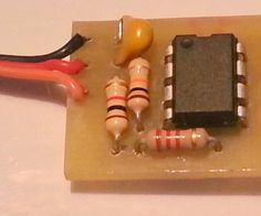 R/C Controlled Switch for Drones