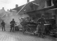 Operation Market Garden (17–25 September 1944) Netherlands and Germany