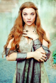"""stormbornvalkyrie:  ♕ Natalie Dormer as Margaery Tyrell   'We've seen Margaery in a lot of sticky situations, but she's never been out of her depth before,"""" says Dormer.   x"""