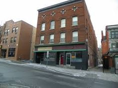Image result for commercial building plan walk-up apartment retail