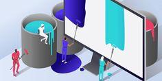 26 Inspiring Website Color Schemes for Ecommerce, Landing Pages, And Personal Websites Website Color Schemes, Best Color Schemes, Website Themes, Industry Images, Palette Generator, Career Inspiration, Color Psychology, Build Your Brand, Simple Colors