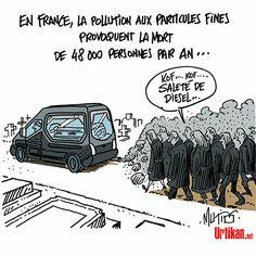 Mutuo  (2017-02-26)  9 % des décès en France sont dus à la pollution des particules fines
