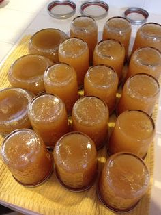 Life and Times at the Scorpion Ranch: Pear Honey-------Going to try this with 3 cups of honey instead of sugar and a fresh pineapple instead of can. Pear Honey Recipes, Pineapple Jam, Pear Honey Recipe With Pineapple, Crushed Pineapple, Pear Preserves, Canning Pears, Home Canning Recipes, Pear Butter, Classic Meatloaf Recipe