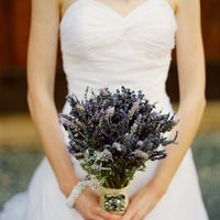 Fresh and dried lavender bouquet - LOVE THIS! From Fleur Essence - the florist… Wedding Bells, Wedding Events, Wedding Flowers, Wedding Day, Wedding Dresses, Wedding Wishes, Wedding Decor, Wedding Stuff, Lavender Bouquet