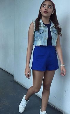 more young isa Espanto, Filipina Actress, Stunning Girls, Pretty And Cute, Girl Crushes, Overall Shorts, Teen Fashion, What To Wear, Short Dresses