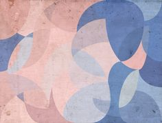 CURVES - ROSE QUARTZ AND SERENITY » Abstratos