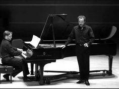 5. Erlkonig - Franz Schubert. Michael Haag, voice. Gabriel Dobner, piano.