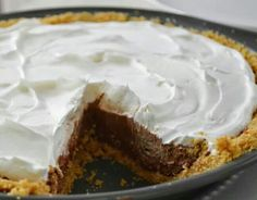 Best chocolate pie ever by Leigh
