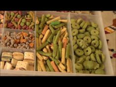 ▶ Rabbit Treat Inventory - YouTube