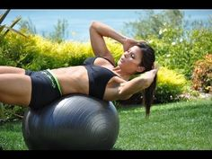 FITNESS: CORE AND ABS  - Fitness and Workout Series