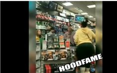 Angry Woman Spazzes Out On A GameStop Employee & Trashes The Store