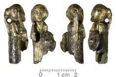 Insight of the Valkyrie - the first-known Viking-Age representation of this mythological figure made in 3D