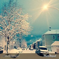 Trondheim covered in snow. Trondheim, Norway, Snow, Outdoor, Life, Instagram, Outdoors, Outdoor Games, Human Eye