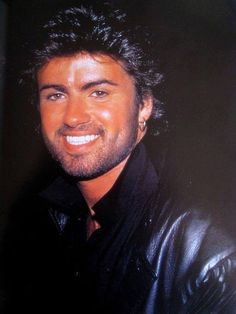 George Micheal (Yog) beautiful smile with a kind heart.