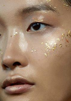 Dark Magic by Adrianna Favero for BEAUTY SCENE - Beauty Scene. Makeup artist Ananda Khan