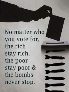 No matter who you vote for...