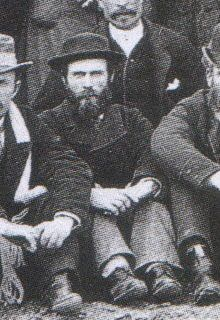 One of the Welsh settlers who arrived in Patagonia on board the Mimosa in 1865