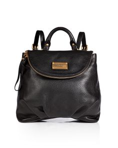 Leather Mariska Backpack