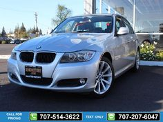2011 BMW 3-Series 328i 73k miles $16,995 73057 miles 707-514-3622 Transmission: Automatic  #BMW #3-Series #used #cars #NinoMotors #Vallejo #CA #tapcars