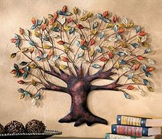 Tree Of Life Wall Decor Reviewhomkit Free Delivery Possible On Eligible Purchases