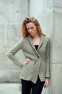 Harding Cardigan by Linda Marveng