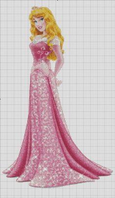 Aurora: The 3rd princess of Disney Princess franchise. The other charts in Disney Princess line: Snow White Cinderella Ariel Belle Jasmine Pocahontas Mulan Tiana Rapunzel Mérida I do this as a supp...