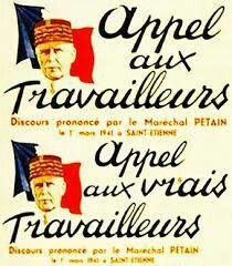 Appel de Pétain en 1941 à St-Etienne