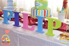 litere-volumetrice-unice-polistiren Baby Boy, Birthday Cake, Candy, Bar, Desserts, Tailgate Desserts, Deserts, Birthday Cakes, Postres