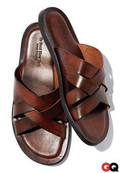 af69b7476f94 The Footwear of the Season  Jesus Sandals. CiabattaMen s ...