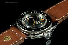 Vintage VDB - Watches: VDB GMT