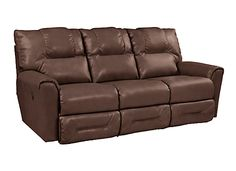 Love to lounge? Then the Easton reclining sofa is the perfect choice for you thanks to its irresistible curves and amazing comfort. With dual reclining end seats, it's as stylish as it is inviting, with clean design lines and a chaise seats that create a continuous reclining surface for added leg support.