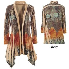 Crystal Jacket - New Age, Spiritual Gifts, Yoga, Wicca, Gothic, Reiki, Celtic, Crystal, Tarot at Pyramid Collection