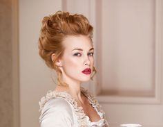 Image result for historical hairstyles