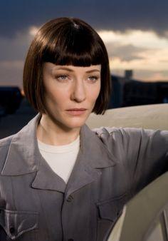 "Cate Blanchett as Irina Spalko in ""Indiana Jones and the Kingdom of the Crystal Skull"", 2008"