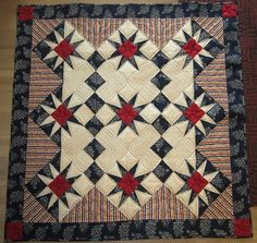 Free Quilt pattern from National Quilting Association