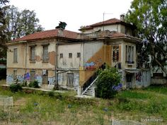 Abandoned old house, Kifissia, Athens, GR | Flickr - Photo Sharing!