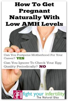 Low AMH level is an indication of depleting ovarian reserve. If your AMH levels are below 22, you must take stock of the problem.