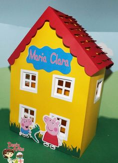 HOME de PEPPA cerdito