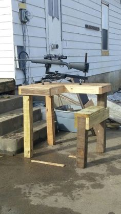 Shooters bench