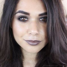 Grunge Brown Eyes | Grunge Makeup Is Making A Comeback! Try These Updated Looks Now