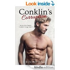 Conklin's Corruption (#3) (Conklin's Trilogy) - Kindle edition by Brooke Page, Sam Hondorp, Sommer Stein. Romance Kindle eBooks @ Amazon.com.