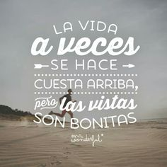 wonderful on Wisdom Quotes, Life Quotes, Simpsons Frases, Mr Wonderful, Wonder Quotes, Thinking Quotes, Spanish Quotes, Quote Posters, Good Mood