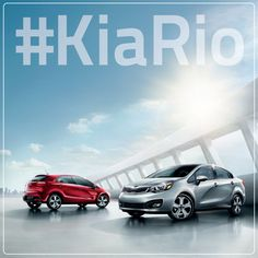 LIKE for red. COMMENT for silver. REPIN for Love. #KiaRio