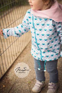 Foto zu Schnittmuster AnniNanni Kinderjacke von Anni Nanni