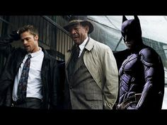 Film Theory: Is Set In Gotham Before Batman Film Theory, Se7en, Fan Theories, Batman Begins, Somerset, Gotham, Superhero, Youtube, Films