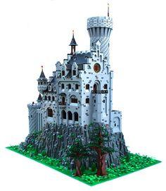 I wish I had enough Legos to do this...
