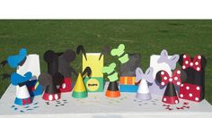 Mickey Mouse & Friends Party Bags Without by MagicalFantasia2, $20.00