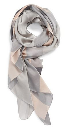 Just get a silk scarf. ~Notes to self