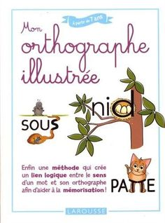 My illustrated spelling . Speech Therapy Activities, Montessori Activities, Activities For Kids, Autism Education, French Language Lessons, French Classroom, Teaching French, French Teacher, France