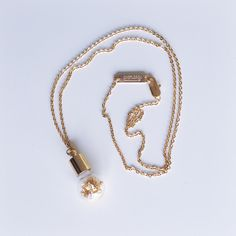 The Goldfever necklace